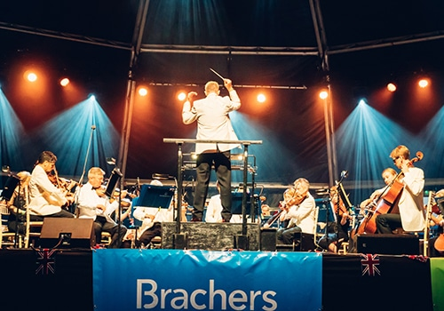 Brachers Leeds Castle Classical Concert 2019