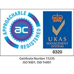 Approachable AC Registered Logo