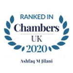 Chambers UK 2020 Ash Jilani