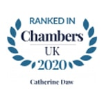 Chambers UK 2020 Catherine Daw