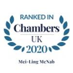 Chambers UK 2020 Mei-Ling McNab