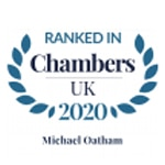 Chambers UK 2020 Michael Oatham