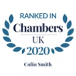 Chambers UK 2020 Colin Smith