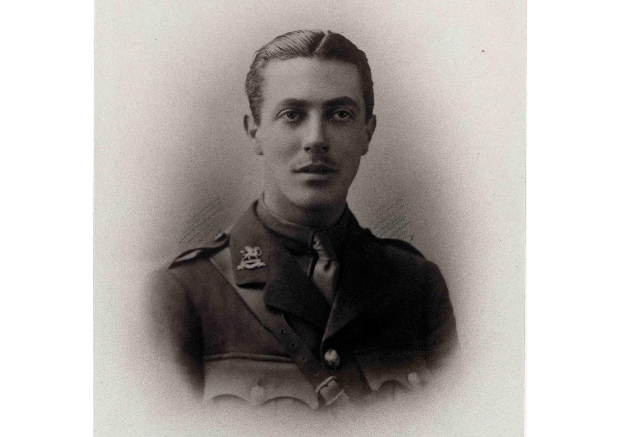 Guy Bracher - 1912