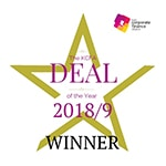 KCFA Deal of the Year 2018-19 – winner