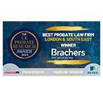 UK Probate Research Awards 2021 – winner