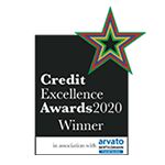 Credit Excellence Awards 2020 – winner
