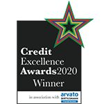 Credit Excellence Awards 2020 Winner