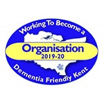 Working to become a Dementia Friendly Organisation