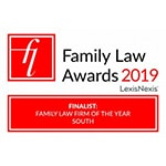Family Law Awards 2019 Finalist Logo - Brachers
