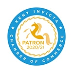 Kent Invicta Chamber of Commerce Patron 2020-21 logo