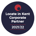 Locate in Kent Corporate Partner