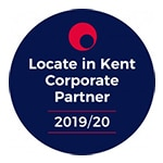 Locate in Kent Corporate Partner